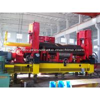 Buy cheap CNC Hydraulic Three Roller Bending Machine For Steel Sheet PLC Control from Wholesalers
