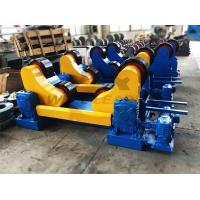 Wholesale Standard 20 Ton Industrial Welding Rotator PU Rollers For 20m Pipes Welding from china suppliers
