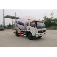 Wholesale 2m3 3m3 4m3 Concrete Mixing Truck High Strength Frame For Transporting from china suppliers
