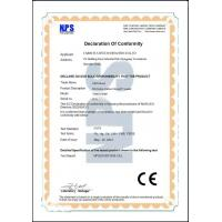 TARRI STATITECH SHENZHEN CO.,LTD Certifications