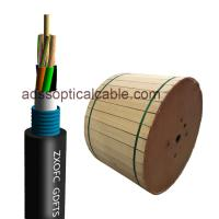 Wholesale Electrical Hybrid Fiber Optic Cable GDTS Stranded Loose Tube Cable 48 96 Core from china suppliers