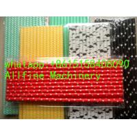 Wholesale straw paper manufacturing company multi cutters full automatic small paper tubes colorful from china suppliers