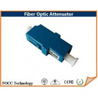 Variable Fixed 5db Fiber Optic Attenuator Plug In Type