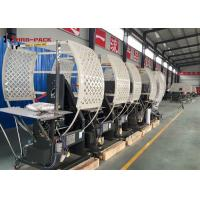 Buy cheap PE Manual Corrugated Box Strapping Machine High Efficiency For Carton Binding from wholesalers