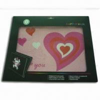 Wholesale Laptop Skin, Measures 12.2 x 8.3cm, Non-stick Dirt, Available in 14-design from china suppliers