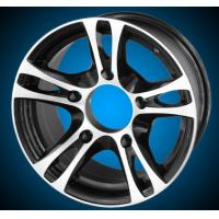Wholesale Chevrolet, Ford, Lexus Polished Car 16 Inch Alloy Wheels With 5 Hole from china suppliers