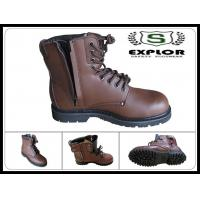 China Mens 5inch safety boots with steel toed boots for men online best work boots on sale