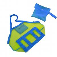 Wholesale Beach Mesh Tote Bag Beach Toys/Shell Bag Stay Away from Sand for The Beach, Pool, Boat - Perfect for Holding Childrens