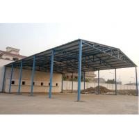 China 50mm light steel structure eps sandwich roof panel for garage on sale