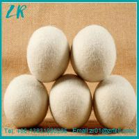 Wholesale 100% Pure Organic Wool Dryer Ball from china suppliers