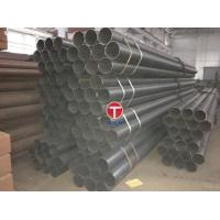 Wholesale Q345A Q345B GB/T3091 ERW Welded Steel Pipes For Low Pressure Liquid Delivery from china suppliers