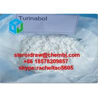 Wholesale CAS ID 2446-23-3 Oral Turinabol Testosterone Steroids for bodybuilding Supplements from china suppliers