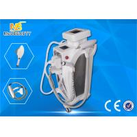 Quality Multifunction Elight Ipl Rf Q Switched Nd Yag Laser Hair Removal Pigment Removal Equipment for sale