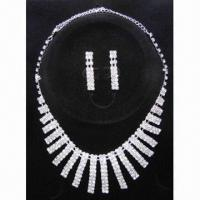 Buy cheap Gorgeous Jewelry Set in Cup Chain Design from wholesalers