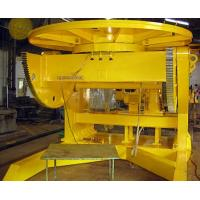 China Fixed Welding Positioner Working Table Revolved by VFD Change Speed on sale