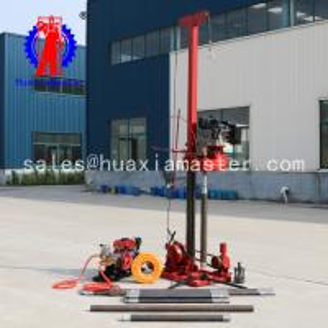 Quality QZ-3 diesel engine sampling drilling rig for sale