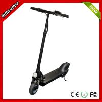 Buy cheap ESWAY E1 folding two wheeled electric scooter with lithium battery from wholesalers