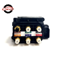 Wholesale Mercedes Benz W164 X164 W221 2123200358 2513200058 Air Suspension Valve Block from china suppliers