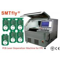 Buy cheap Inline Laser PCB Depaneling Machine from wholesalers