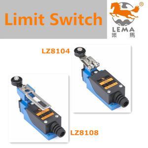 China Lema rotary limit Switch 8108 limit switch 8104 on sale