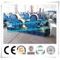 Buy cheap 30T Pipe Welding Rotator / Manipulator , Pipe Engineering Welding Turning Roller from Wholesalers