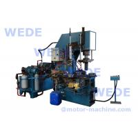 Wholesale automatic four rotary stations rotor casting machine for Frame 112 or less core length ceiling fan rotor from china suppliers