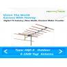 Wholesale High Gain Directional Yagi Antenna FM / AM 45-230Mhz Terrestrial Raido 18dB Aluminum Material from china suppliers