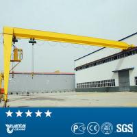 YT largest Disount Factory BMH Model Semi Gantry Crane and free Wearing parts for sale for sale