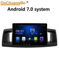 Wholesale Ouchuangbo car radio stereo multi media for Toyota Corolla 2013 with USB SWC 1080P Video gps navi android 7.0 system from china suppliers
