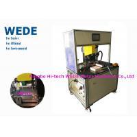 Wholesale High Precision Armature Turning Machine With Fully Servo Motor , Commutator Automatic Turning Machine from china suppliers