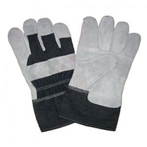 China Custom logo synthetic leather work glove ZMA0333 on sale