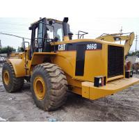 Wholesale Used CAT Wheel Loader 966G from china suppliers