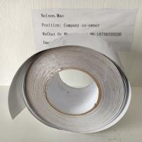China Synthetic Rubber Adhesive Aluminum Foil Tape for electrical equipments on sale