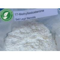 Quality CAS 58-18-4 Purity 99% Testosterone Steroid Powder 17-Methyltestosterone for sale