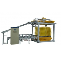 Wholesale Intelligent High Position Palletizer For 25kg Bags Stacking from china suppliers