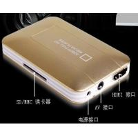 Wholesale External USB HDTV Media Players, HDMI(HD1080P), CVBS(AV) and 1920*1280P (Resolution ) from china suppliers