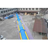 Wholesale 1000ft Inflatable Slip N Slide 0.55mm PVC Tarpaulin Inflatable Water Slide For Adult from china suppliers