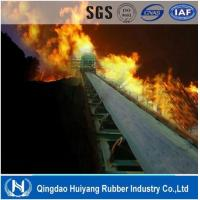 China Heat-Resistant Conveyor Belt for Chemical Plant low abrasion and high tensile strength on sale