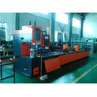 Stainless Steel CNC Tube Punching Machine Single Hole Automatically