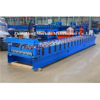 Wholesale C10 Metal Sheet Forming Machine Roll Former Machine For Warehouses Roof Panel from china suppliers