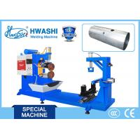 Wholesale Alusil / Aluminum Oil Tank Circular Rolling Seam Welding Machine from china suppliers