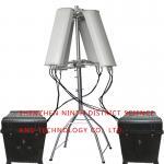 Wholesale High power UAV shielding system UAV anti equipment UAV Signal Jammer UAV shield from china suppliers