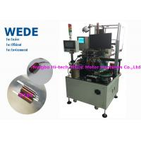 Wholesale Auto Ferrite Core Insertion Coil Winding Machine For Miniature Circuit Breaker from china suppliers