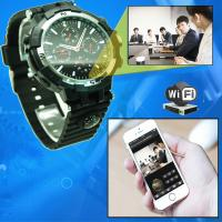 Wholesale Y31 16GB 720P WIFI IP Spy Watch Hidden Camera Recorder IR Night Vision Home Security Wireless Remote Video Monitoring from china suppliers
