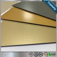 Buy cheap Decoration Stainless Steel Composite Panel High Grade Color Painted For from wholesalers