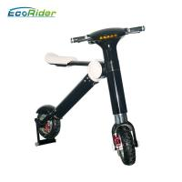Foldable Mini Two Wheel Electric Scooter Bicycle With 500w Motor And Samsung Battery
