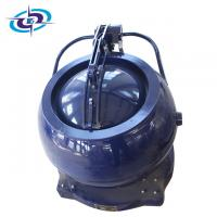 Quality Four Caster Wheels Eod Storage Tank / Large Anti Explosion Proof Tank for sale