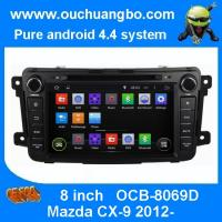 Wholesale Ouchuangbo Stereo GPS Navigation DVD Multimedia Player for Mazda CX-9 (2012-) android 4.4 from china suppliers