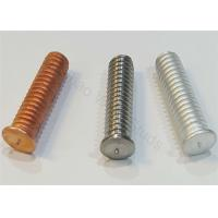Wholesale Standard Stud Welding pins with Flange M3-M8 , Mild Steel Headed Weld Studs from china suppliers