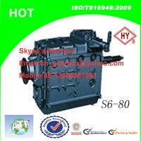 China ZF Transmission Gearbox S6-80 S680 Manufacturer/ Factory from China on sale